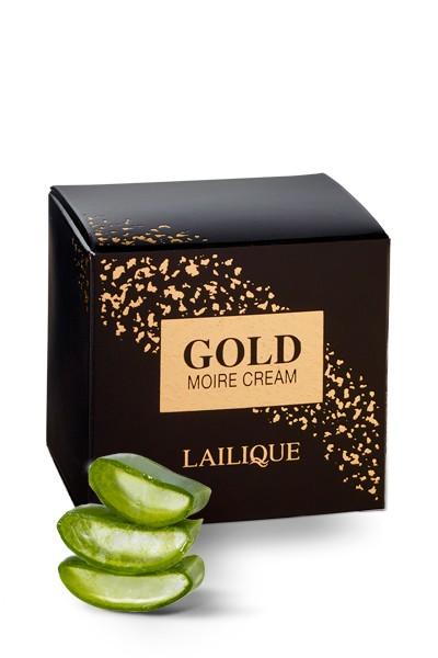 Gold Moire Cream