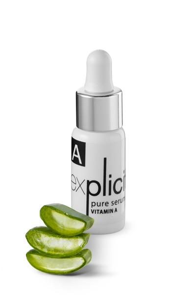 explicit Pure Serum Vitamin A