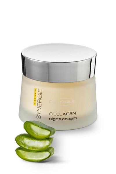 Aloe Vera SYNERGIE Collagen night cream