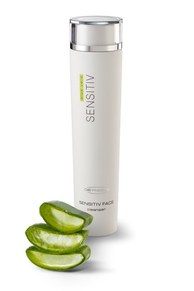 Aloe Vera SENSITIV Face Cleanser