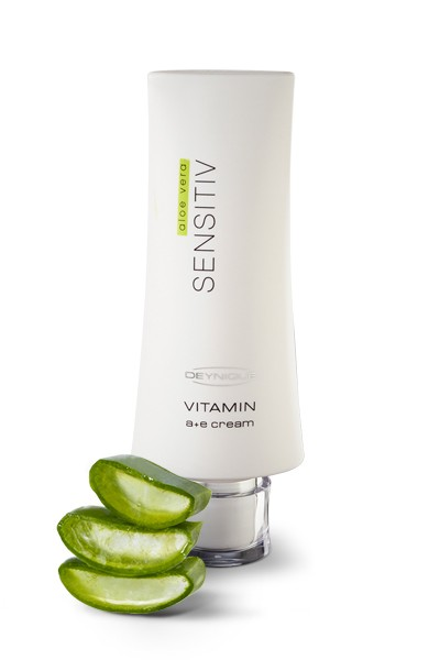 Aloe Vera SENSITIV Vitamin a+e cream