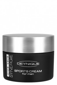 Aloe Vera SYNERGIE Sports Cream for men