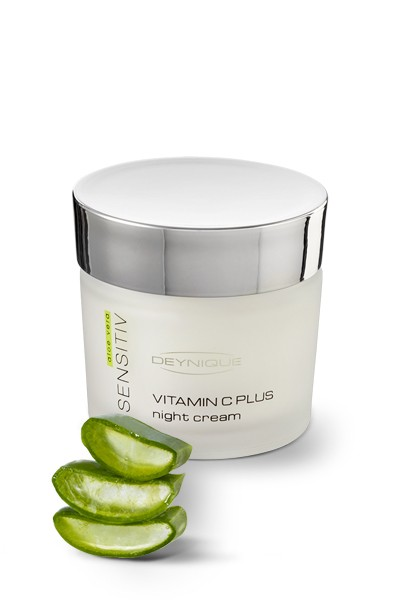Aloe Vera SENSITIV Vitamin C plus night cream