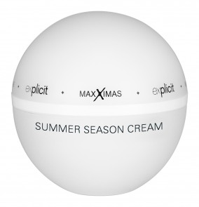explicit Summer Season Cream by Maxximas mit SPF 15