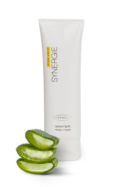 Aloe Vera SYNERGIE Winter relax mask