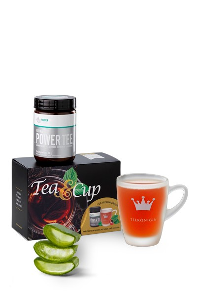 Kiowa Power Tea & Cup Set Teekönigin